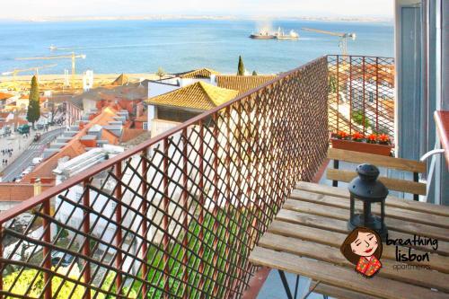 Breathing Lisbon Apartments - Castelo, Lisboa