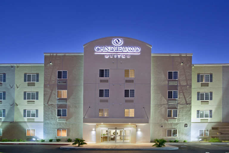 Candlewood Suites Roswell New Mexico, Chaves