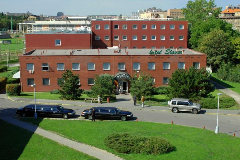 Hotel Slavia, Praha 10