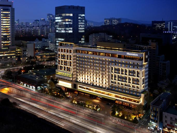 Sheraton Seoul Palace Gangnam Hotel, Seocho
