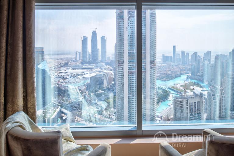 Dream Inn Apartments - 48 Burj Gate Downtown Homes,