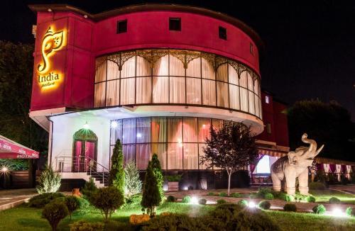 India Palace Hotel, Kharkivs'ka