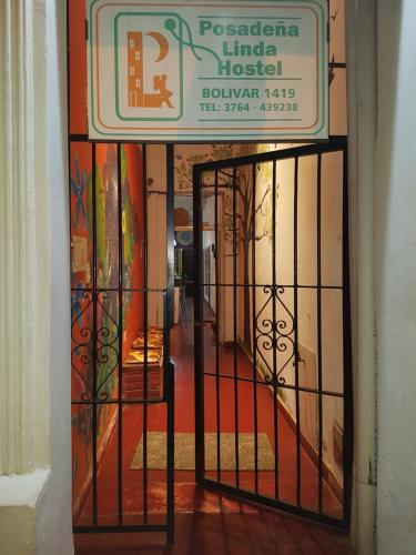 Hostel Posadena Linda, Capital