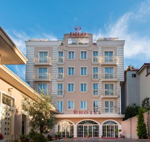 Dilo Hotel, Tiranës