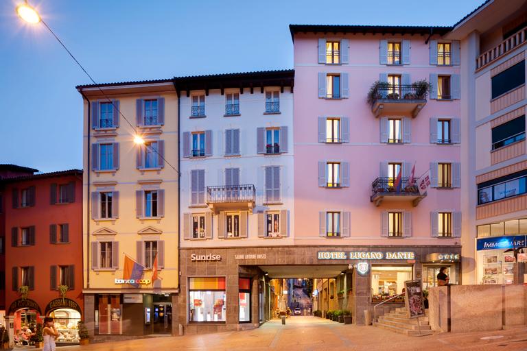 Lugano Dante Center Swiss Quality Hotel, Lugano
