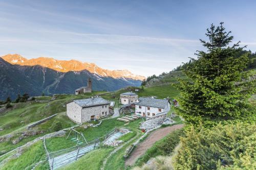 Rifugio Alpe San Romerio, Bernina