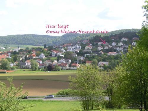 Omas kleines Hexenhaeusle, Bad Kissingen
