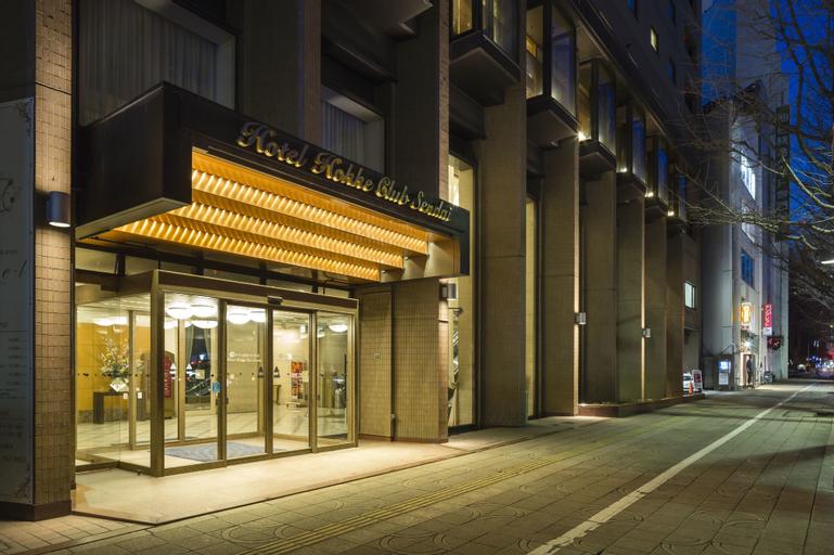 Hotel Hokke Club Sendai, Sendai
