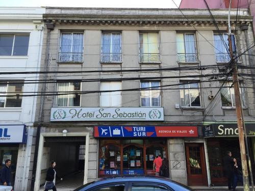 San Sebastian, Concepción