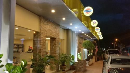 Station Gold Budget Hotel, Pulau Penang