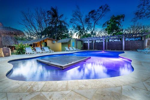 Hotel Las Hamacas, Soná