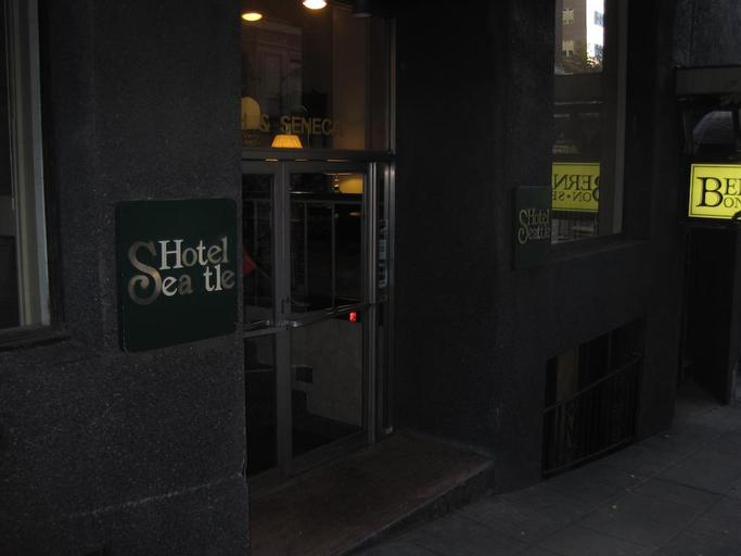 Hotel Seattle, King