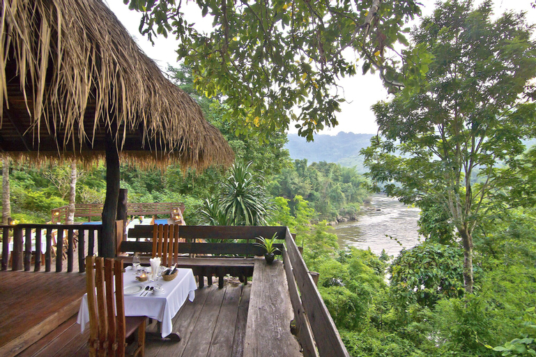 Home Phutoey River Kwai Hotspring & Nature Resort, Sai Yok