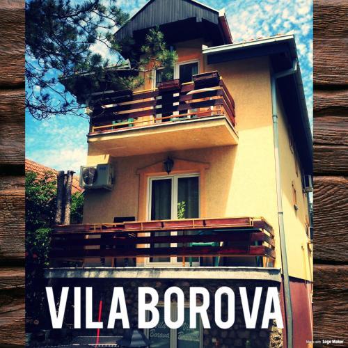 Apartments Vila Borova, Veliko Gradište