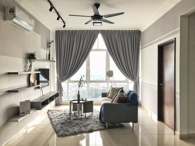 Boulevard Service Suites at Jln Kuching, Kuala Lumpur