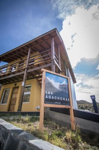 Las Agachonas Apart, Lago Argentino