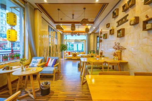 Yiyun Yueting Boutique Inn, Jinhua