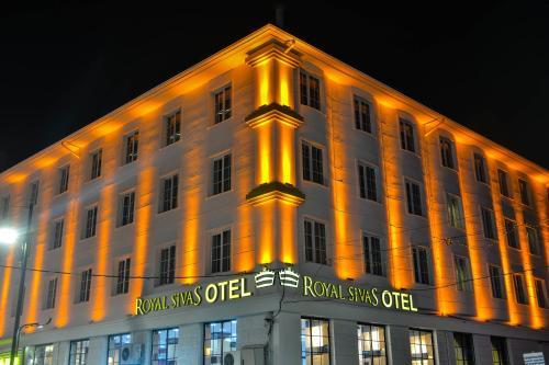 Royal Sivas Otel, Merkez