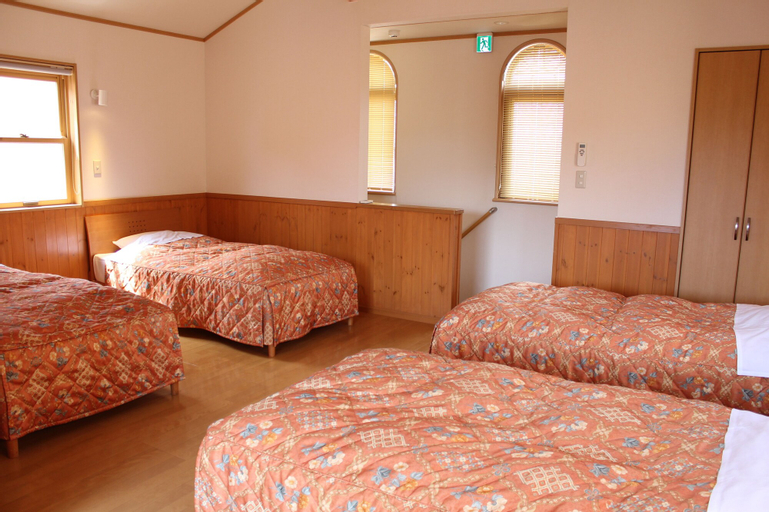 Villa Ensoleille, Fujikawaguchiko