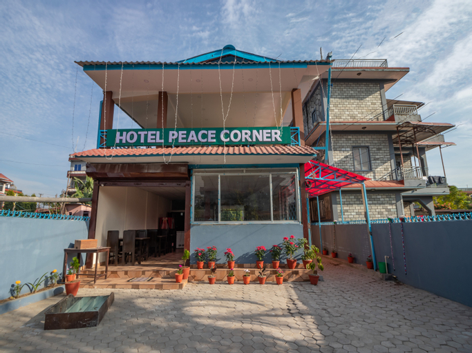 OYO 261 Hotel Peace Corner, Gandaki