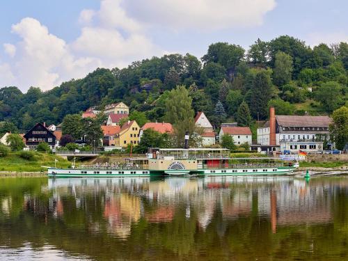 Hotel Elbparadies, Sächsische Schweiz-Osterzgebirge