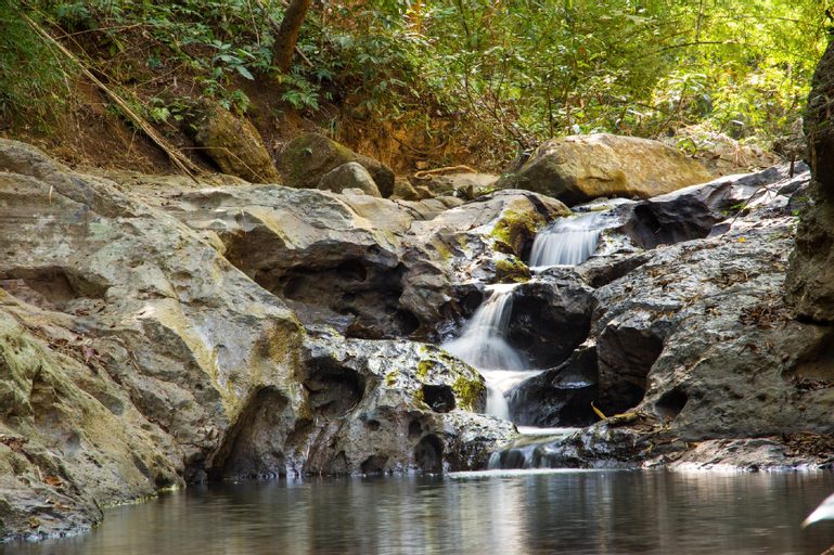 PaiZen River Jam Hostel & Campground, Pai