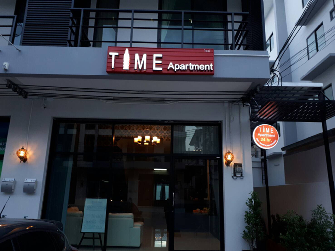 Time Apartment@Pinthong1, Si Racha