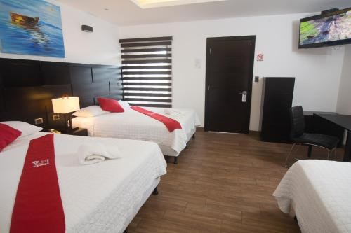 Hotel El Faro, Chiquimulilla
