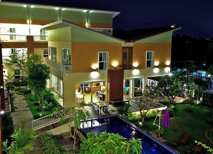 U Tiny Boutique Suvarnabhumi Airport Hotel, Saphan Sung