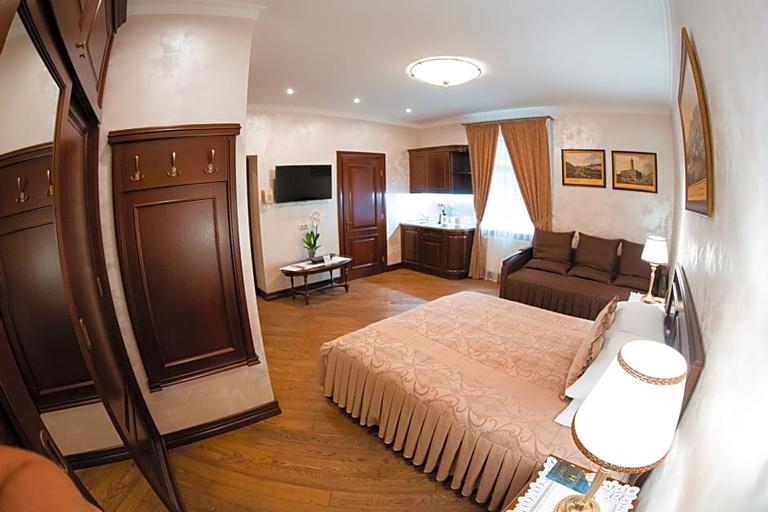 Apart-hotel Horowitz, L'vivs'ka