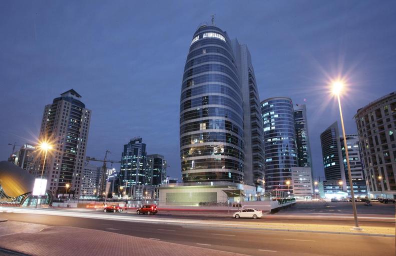 Citadines Metro Central Dubai, Ukmergės