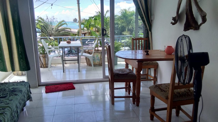 Apartment With one Bedroom in Grand Baie, With Wonderful sea View and,