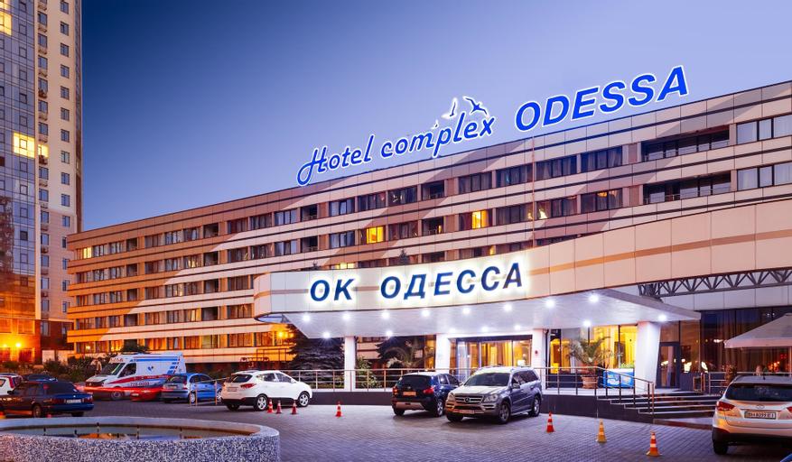 OK Odessa Hotel, Odes'ka