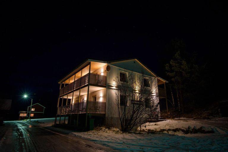 Knutes Hotell, Norsjö