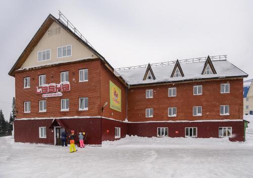 Laska Hotel Sheregesh, Tashtagol'skiy rayon