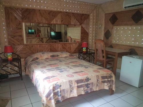 Hotel Kreg Le Patio, Komo-Mondah