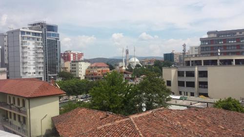 Central Hotel, Shkodrës