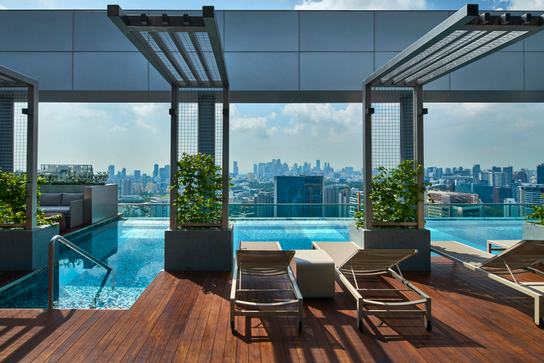 Courtyard by Marriott Singapore Novena (SG Clean Certified), Novena