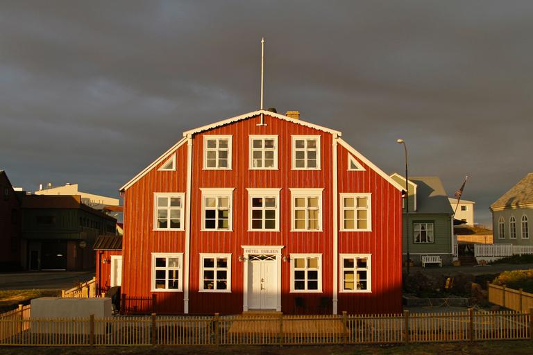 Hotel Egilsen, Helgafellssveit