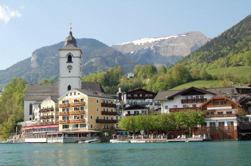 Aberseeblick Pension Ellmauer, Gmunden