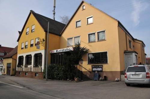 Hotel Gasthof Ratstube, Esslingen
