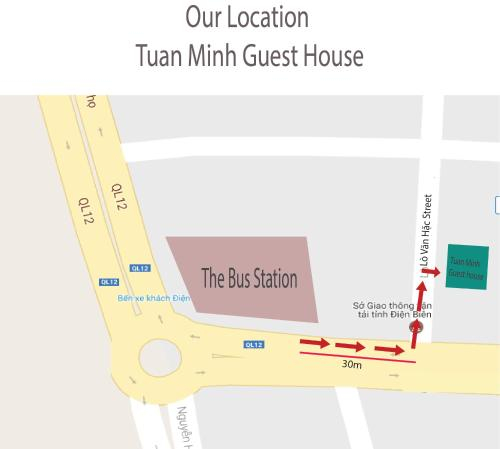 Tuan Minh Guest House, Điên Biên Phủ