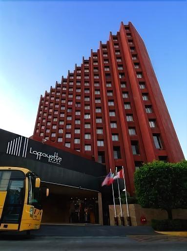 Hotel Laffayette, Guadalajara