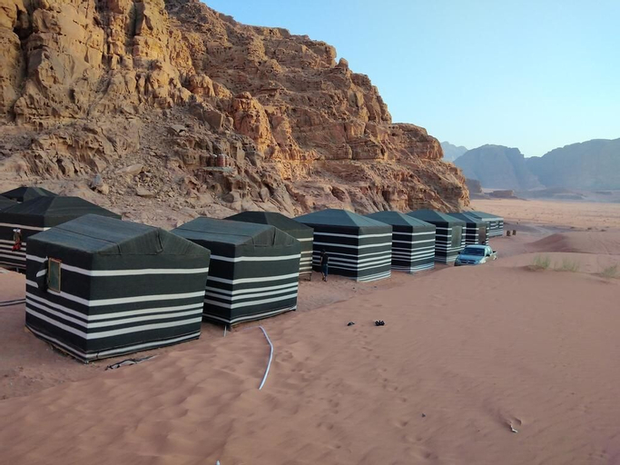 Wadi Rum Legend Camp, Quaira