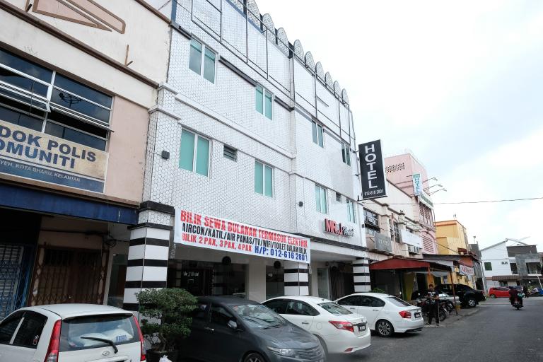 OYO 718 Mr J Hotel Wakaf Che Yeh 1, Kota Bharu