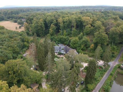 Le jardin de Saint Jean, Oise