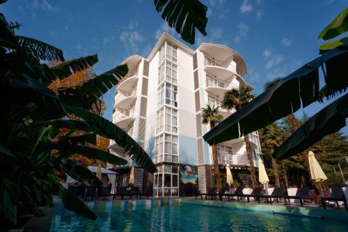 Sunrise Garden Hotel 3*, Gagra