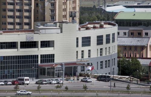 Ataturk Universitesi Turizm Fakultesi Uygulama Oteli, Merkez