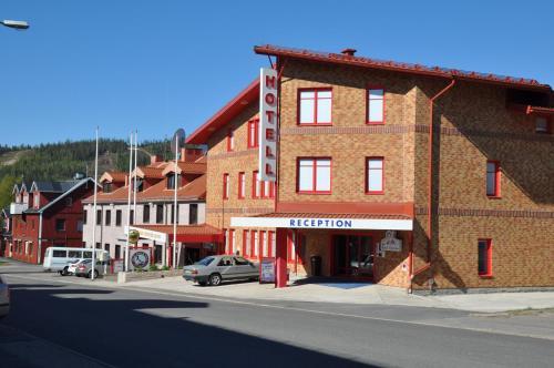 Hotell Edstrom, Arvidsjaur