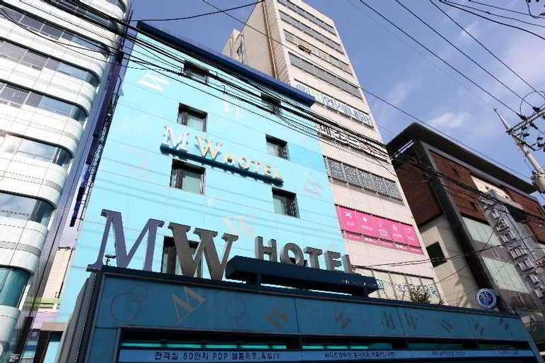MW Hotel, Gwang-jin